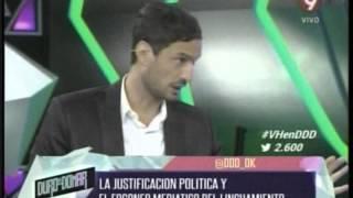 """Víctor Hugo Morales en """"Duro de Domar"""" - 01/04/2014 - Parte dos"""