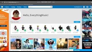 ROBLOX: How to Change password