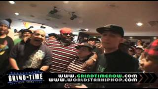Grind Time Presents: Prophit vs Rone