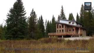 LUSH Mountain Accommodations Presents Blaeberry Gorge Alpine Ranch