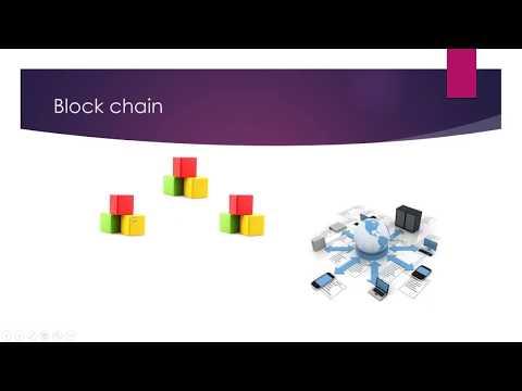 Penjelasan paling simple se Dunia Tentang Block chain