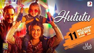Hututu – Official Video   Mimi   Kriti Sanon, Pankaj T  @A. R. Rahman  Shashaa Tirupati   Amitabh B.
