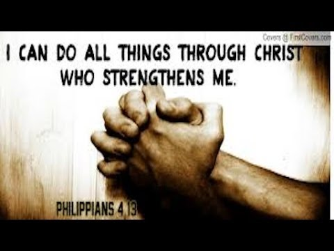 Phillipians 4: How To Be Content In EVERY Condition and Situation! Have The Peace of God