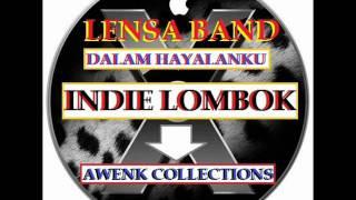 lensa band dalam hayalanku by awenk wmv