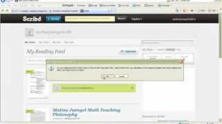 Scribd How To