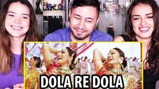 DOLA RE DOLA | Madhuri Dixit | Aishwarya Rai | Devdas | Music Video Reaction!