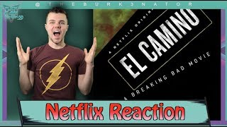 El Camino: A Breaking Bad Movie Date Announcement Netflix Reaction