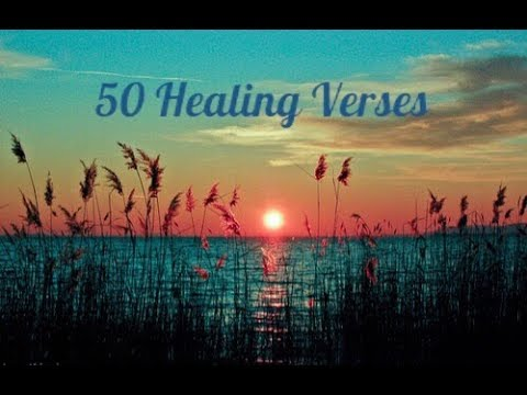50 Healing Verses with Soothing Music