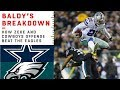 How Ezekiel Elliott Carried the Cowboys to Victory Over the Eagles | NFL Film Review