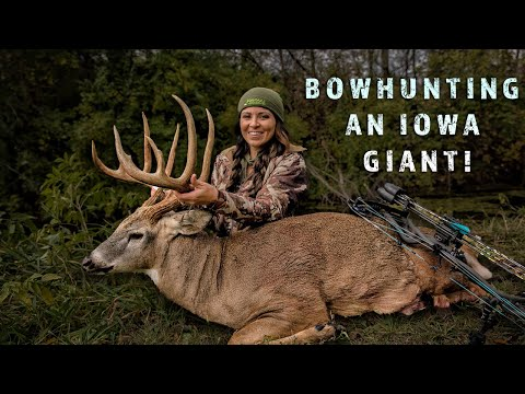 Sarah Bowmar's 2 Year Hunt For Captain! The BIGGEST BUCK OF HER LIFE   Bowmar Bowhunting  