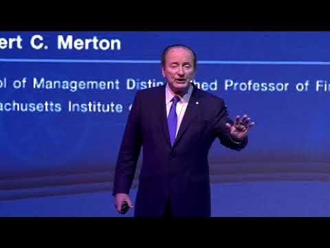 BOT Symposium 2017 : ปาฐกถาพิเศษโดย Robert C. Merton