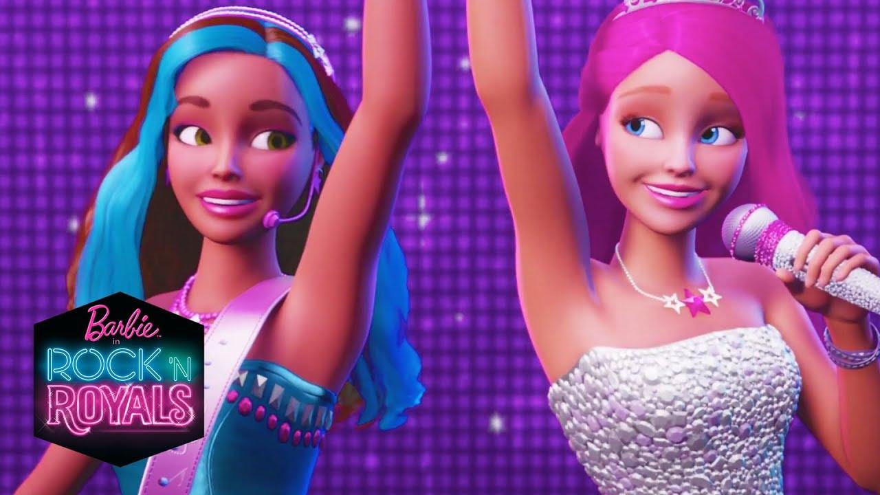Download Barbie in Rock 'N Royals 2017 NEW