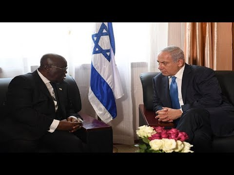 Israel Asked For Ghana's Help To Become An Observer State In The African Union