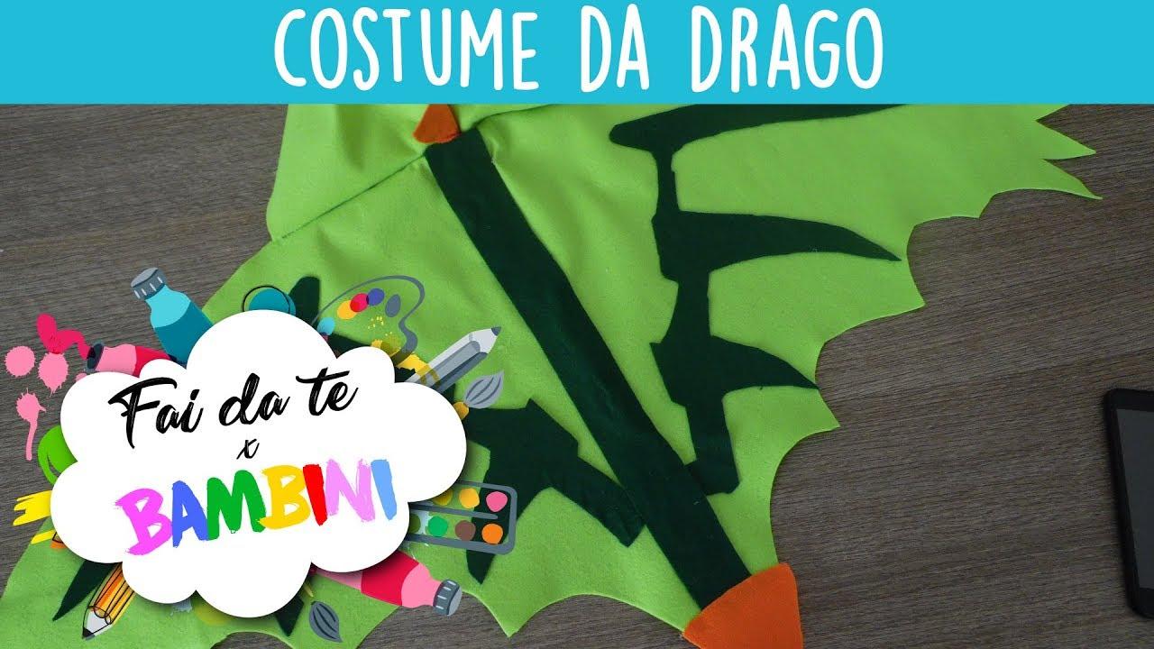 Per Carnevale Fai Te it BambiniPianetamamma Costumi Da Di 80OmNwvn