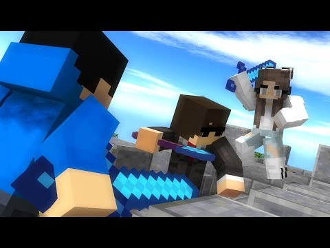 Skywars : Rush | Minecraft Animation