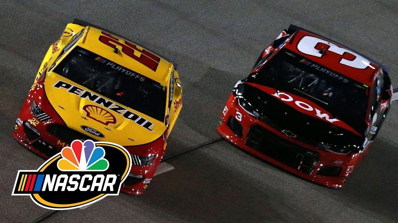 Coke Family Racing Highlights from 2020 Federated Auto Parts 400   Motorsports on NBC