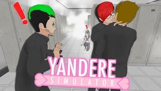 Mark CAUGHT Cheating on Jack! | Yandere Simulator