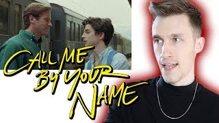 Watching Call Me By Your Name (I Cried)