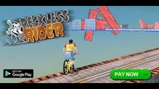 Reckless Rider Cycle games for Android Or ios