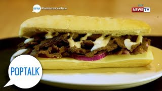Poptalk: Yummy Western Dishes At 'tim Hortons'