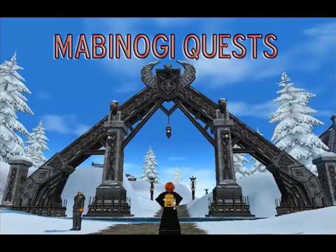 Mabinogi: Quests [02] Nora's Secret Shop