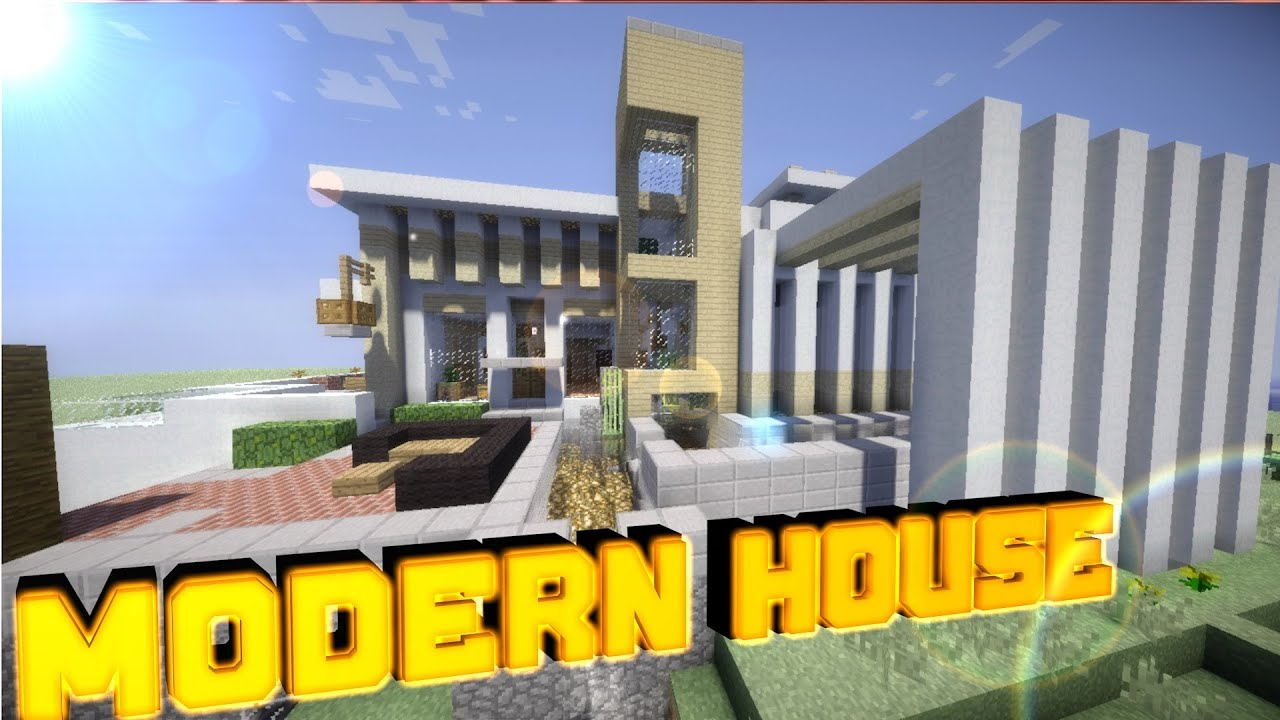 Minecraft pe modern house world of keralis download youtube gumiabroncs Images