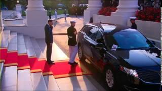 Casa Branca recebe Sua Excelência Armando Guebuza, Presidente da República de Moçambique