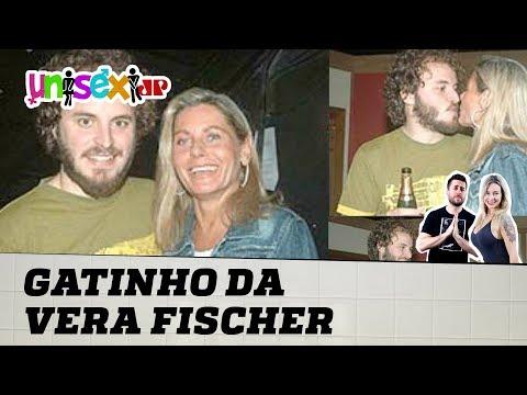 PAULINHO SERRA tinha VERGONHA de namorar Vera Fischer