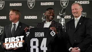 Nobody is safe from Antonio Brown's selfishness – Will Cain | First Take