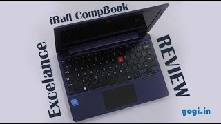 iball CompBook Excelance review in 3 Minutes