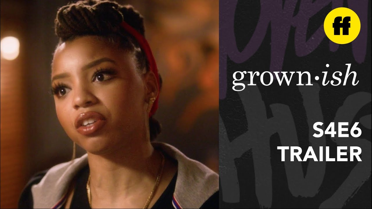 Download grown-ish   Season 4, Episode 6 Trailer   Riots Are the Language of the Unheard