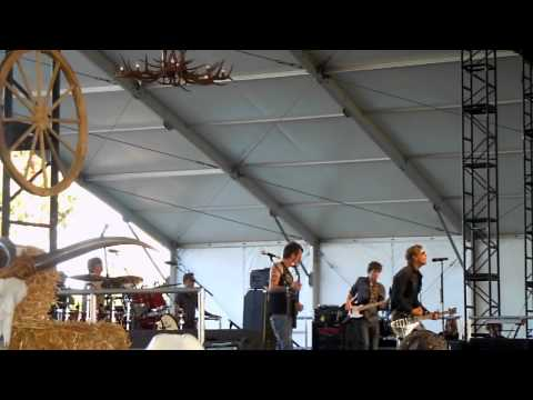 """Jack Ingram """"Wherever You Are"""" @ Stagecoach Festival Palomino Stage Indio CA 5-1-11"""