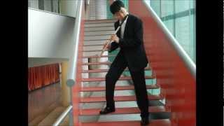 Taffanel - Andante Pastorale et Scherzettino - Yibiao Wang, flute