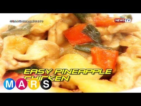 Mars: Easy Pineapple Chicken Recipe By Cai Cortez | Mars Masarap
