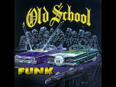 OLD SCHOOL FUNK 12 in. CLASSICS VOL. 2    ( 3 hrs. OF PURE FUNK )