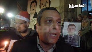يحيى قلاش: مش هنسيب حق زملائنا المعتقلين