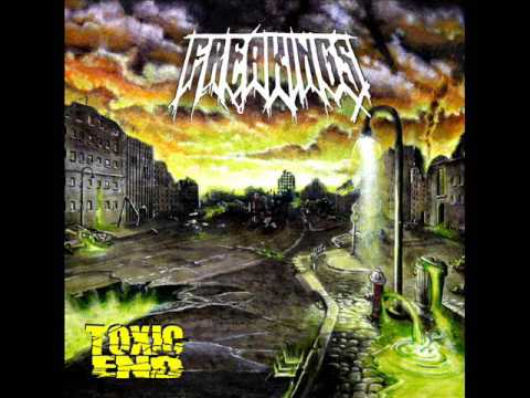 Freakings - Toxic End (Full Album, 2017)