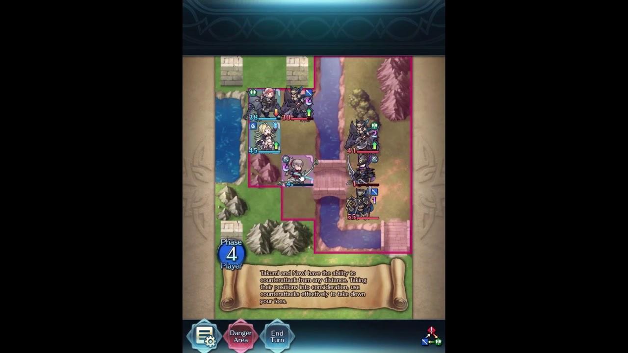 Fire Emblem Heroes - Tactics Drills: Grandmaster 3 (Counterattack Crew)
