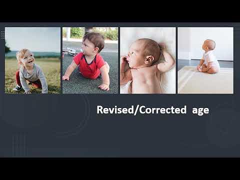corrected age - english