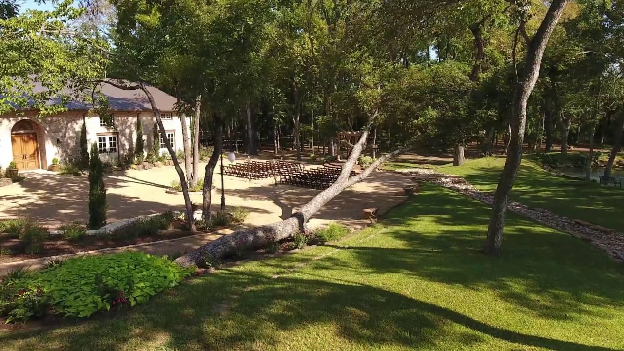 Waxahachie Wedding Venues | Hidden Waters Wedding And Events Venue Youtube