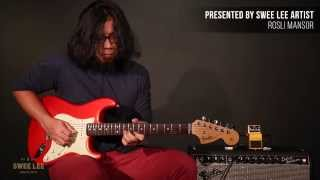 Quick Riffs: Fender Custom Shop 20th Anniversary Masterbuilt 2007 Stratocaster