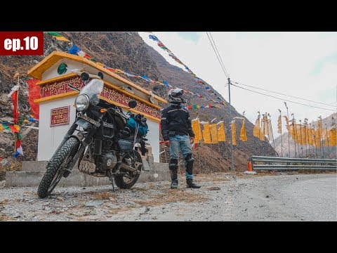 Dirang to Guwahati | 310kms Ride | Tour Of North East ep.10