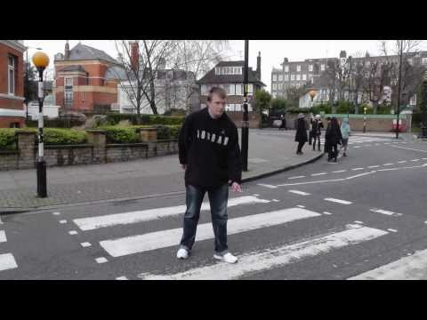 The Beatles - Abbey Road, London