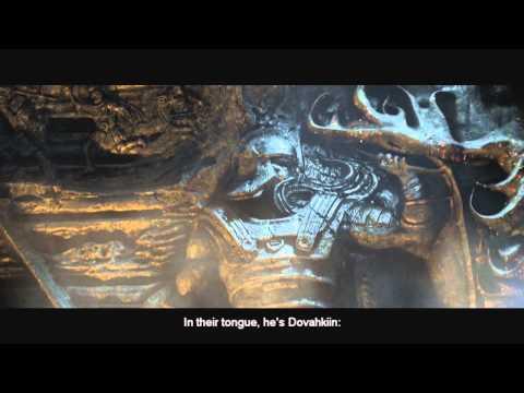The Elder Scrolls V: Skyrim Teaser (with subtitles)