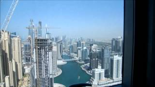 Apt Aidan - nicely furnished 2-BR apartment in Bay Central Tower, Dubai Marina