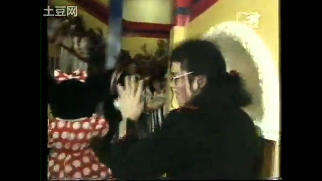 Michael Jackson Visits The Queen Elizabeth Childrens Hospital In London 1992 V2