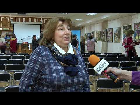 TPK MAPT: Відкриття виставки місцевих видавництв «Миколаївська книга»  18.04.19