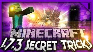 MineCraft 1.7.3 Tricks, Secrets & Contraptions!