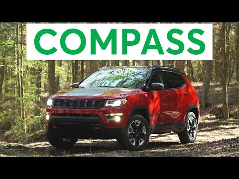 4K Review: 2017 Jeep Compass Quick Drive | Consumer Reports