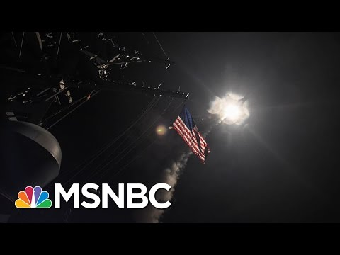 Challenges Ahead After Strike On Syrian Airfield | Morning Joe | MSNBC